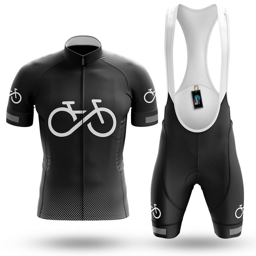 Bike Forever - Black - Men's Cycling Kit - Global Cycling Gear