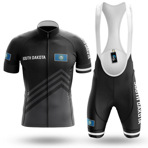 South Dakota S4 Black - Men's Cycling Kit