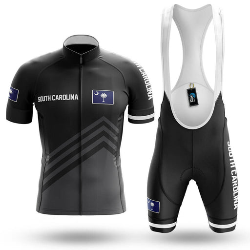 South Carolina S4 Black - Men's Cycling Kit