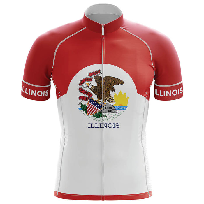 Illinois Men's Cycling Kit - Global Cycling Gear