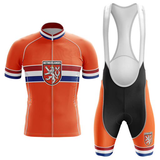 Netherlands V3 - Men's Cycling Kit - Global Cycling Gear