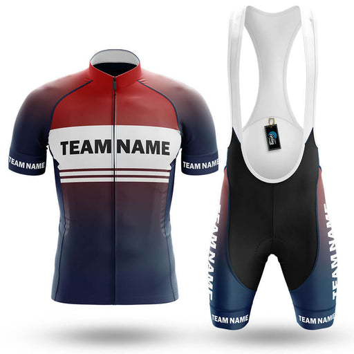 Custom Team Name S2 - Men's Cycling Kit