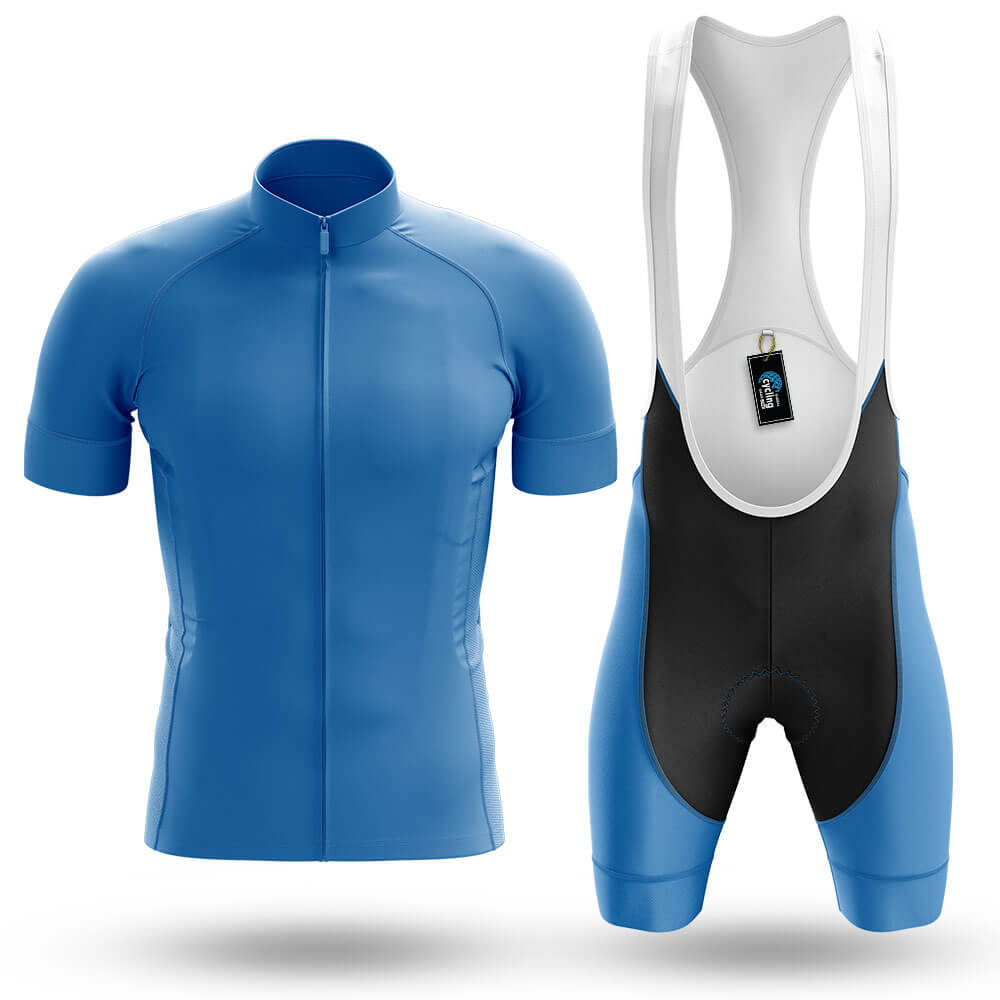 Blue - Men's Cycling Kit - Global Cycling Gear