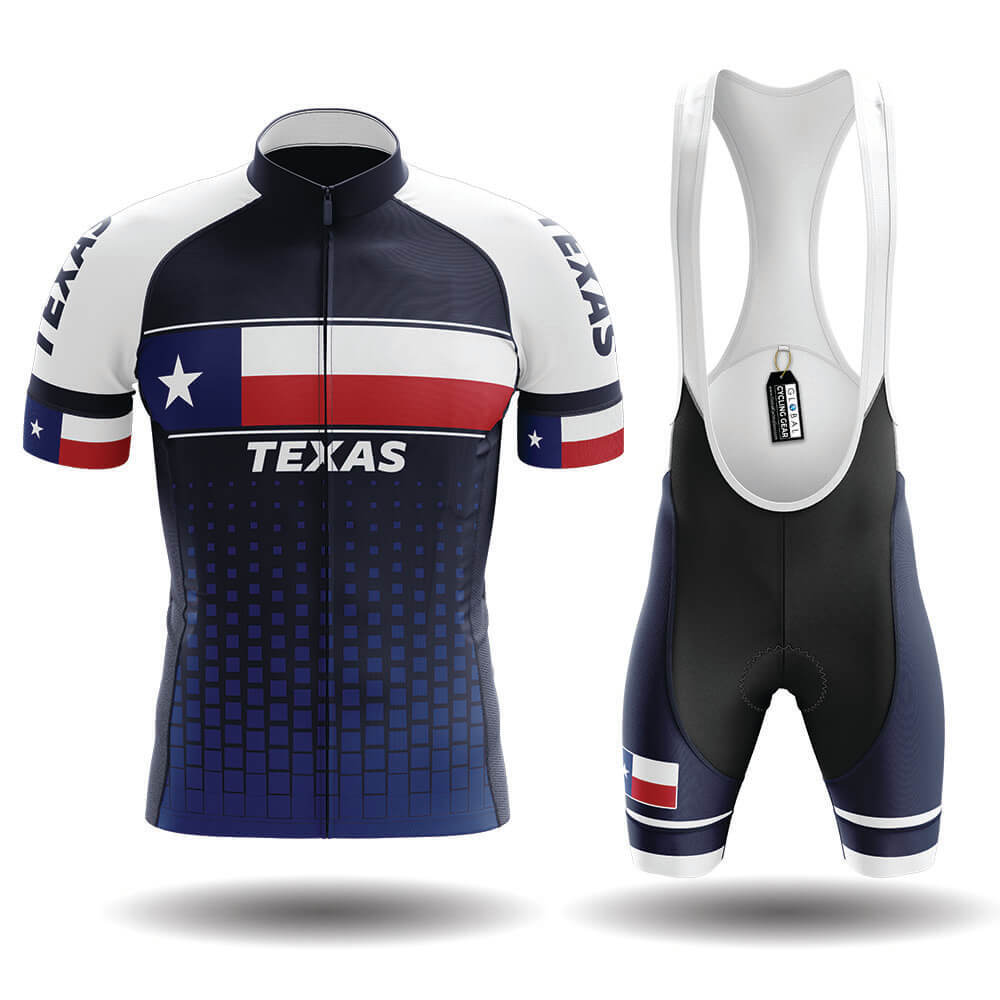 Texas S1 - Men's Cycling Kit - Global Cycling Gear