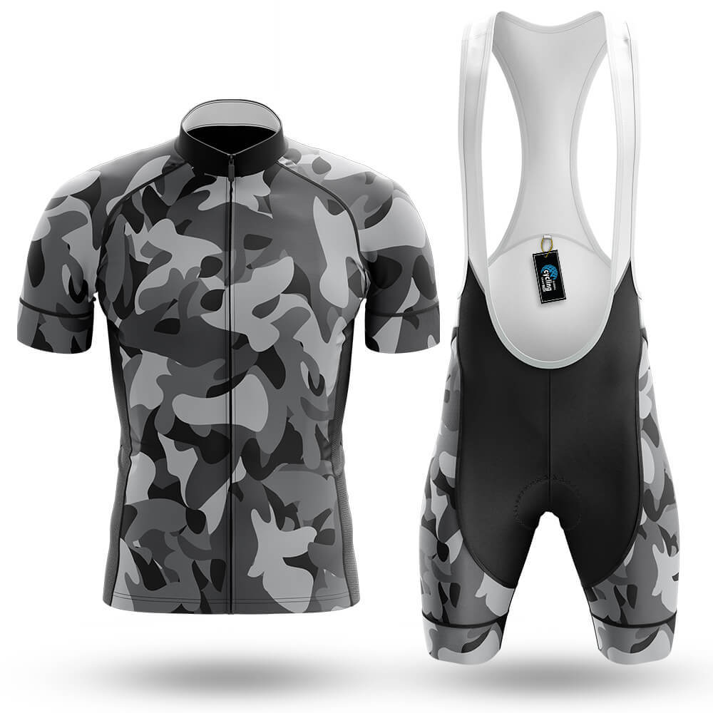 Grey - Men's Cycling Kit - Global Cycling Gear