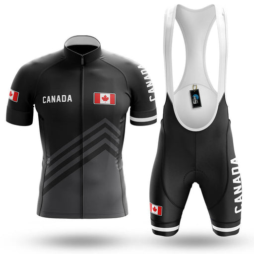 Canada S5 Black - Men's Cycling Kit