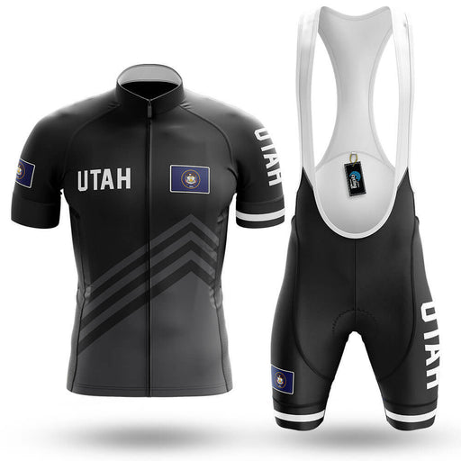 Utah S4 Black - Men's Cycling Kit