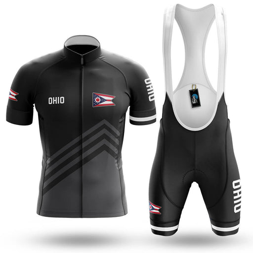 Ohio S4 Black - Men's Cycling Kit