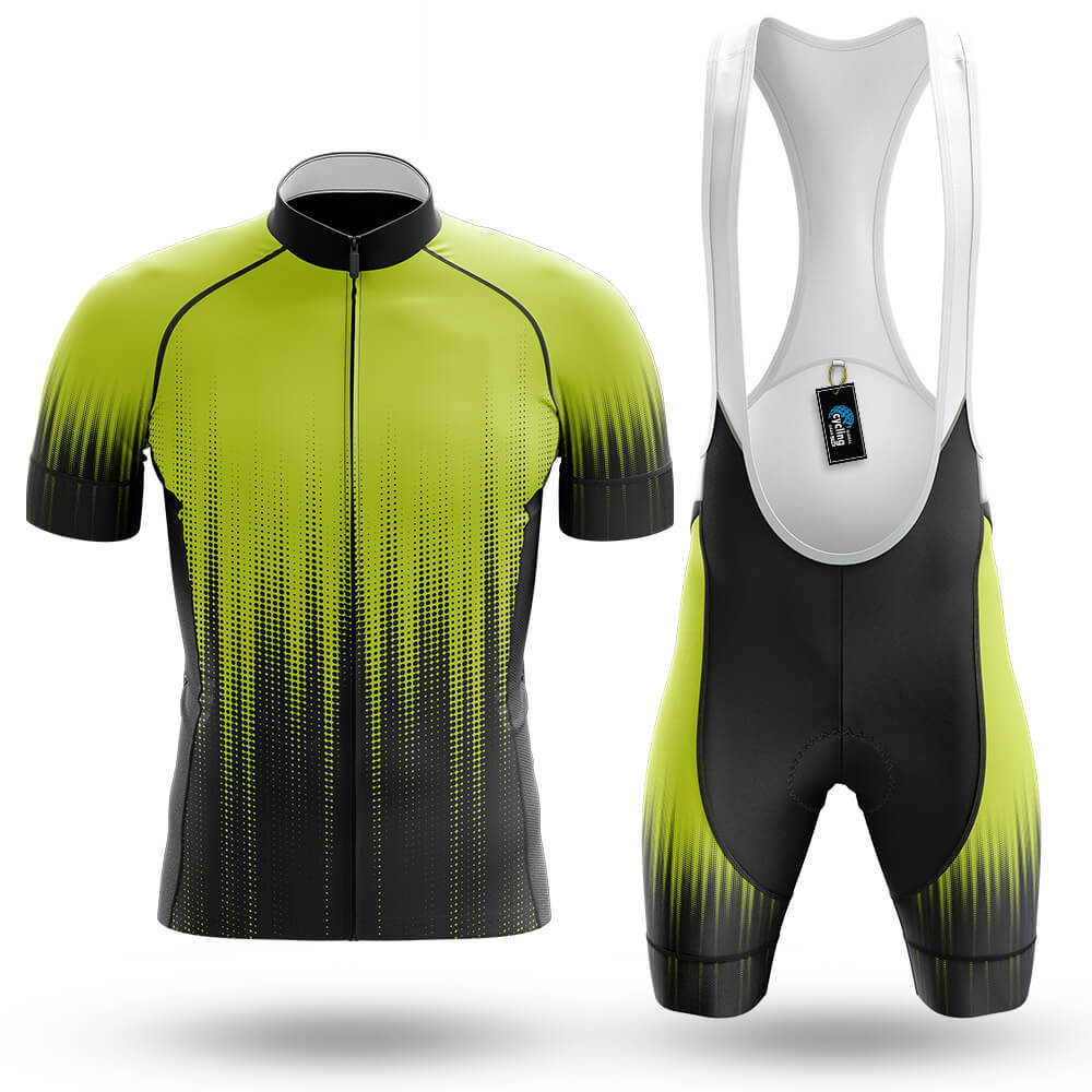 Lime Green - Men's Cycling Kit - Global Cycling Gear