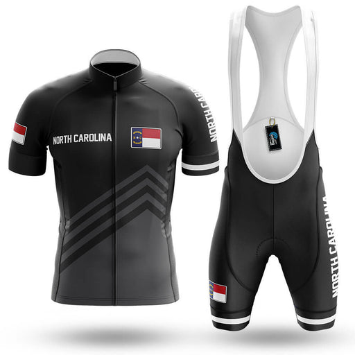 North Carolina S4 Black - Men's Cycling Kit