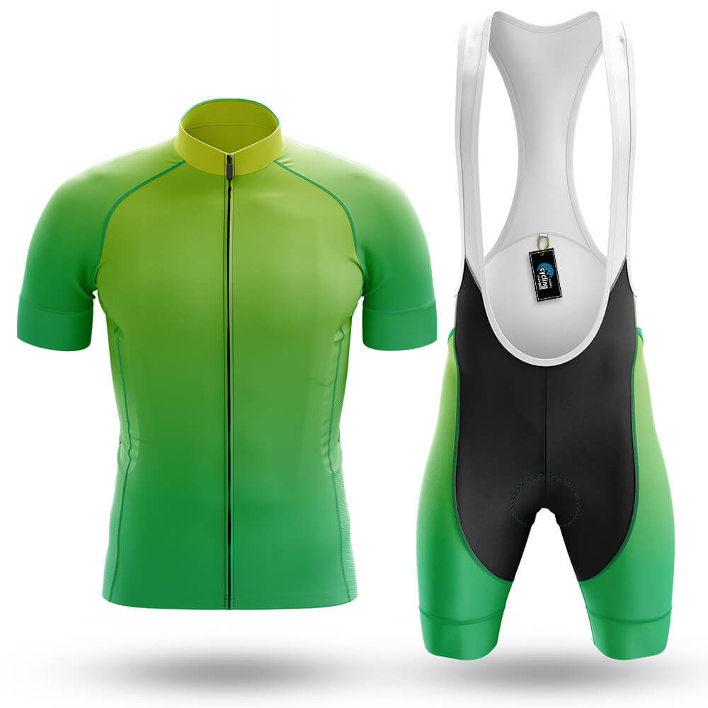 Green Blend - Men's Cycling Kit - Global Cycling Gear