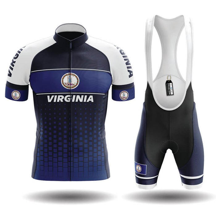 Virginia S1 - Men's Cycling Kit - Global Cycling Gear