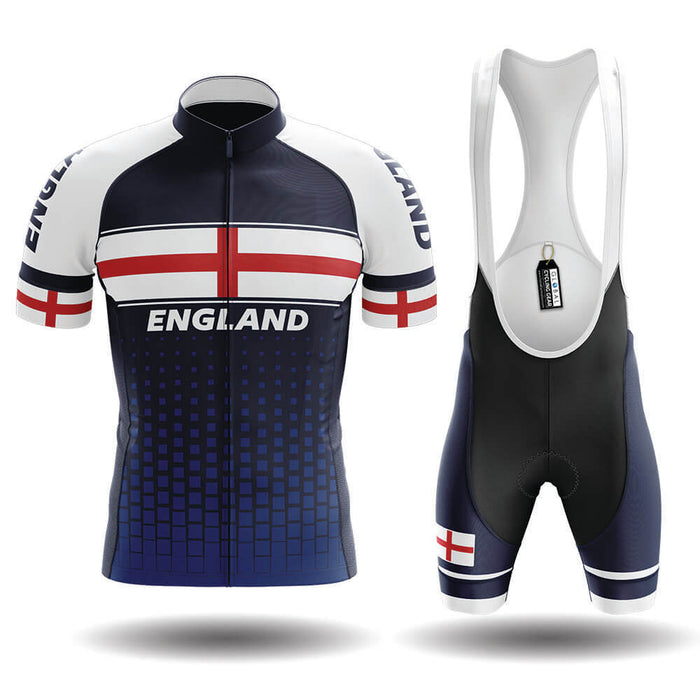 England S1 - Men's Cycling Kit - Global Cycling Gear