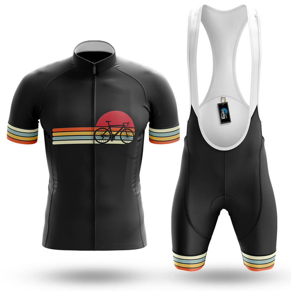 Retro Bicycle - Men's Cycling Kit - Global Cycling Gear