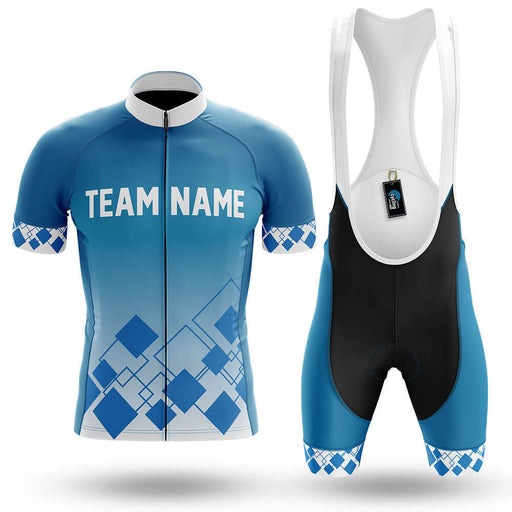 Custom Team Name V19 - Men's Cycling Kit