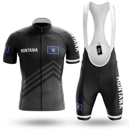 Montana S4 Black - Men's Cycling Kit