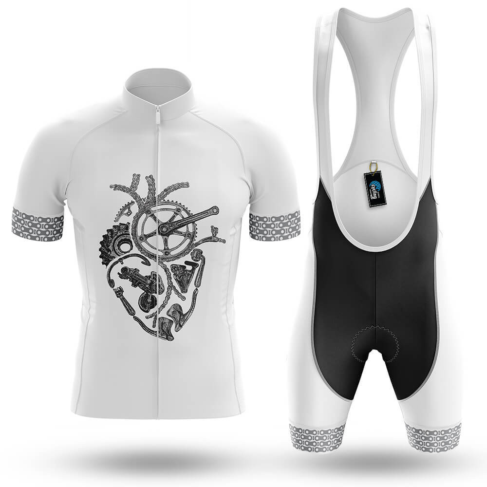 Cycling Heart - Men's Cycling Kit - Global Cycling Gear