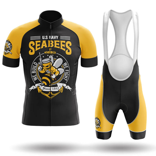 U.S Navy Seabees - Men's Cycling Kit - Global Cycling Gear