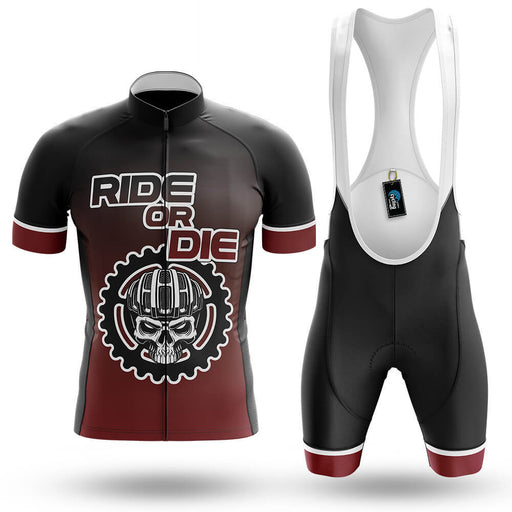 Ride Or Die V7 - Men's Cycling Kit