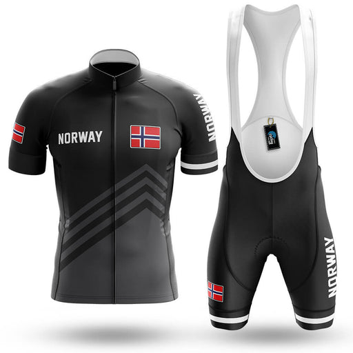 Norway S5 Black - Men's Cycling Kit