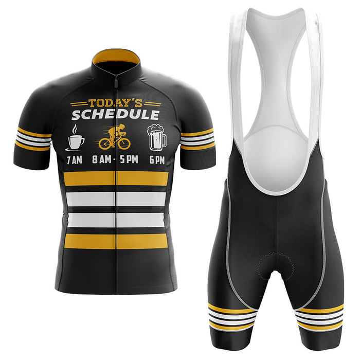 Today's Schedule - Men's Cycling Kit - Global Cycling Gear
