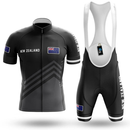 New Zealand S5 Black - Men's Cycling Kit
