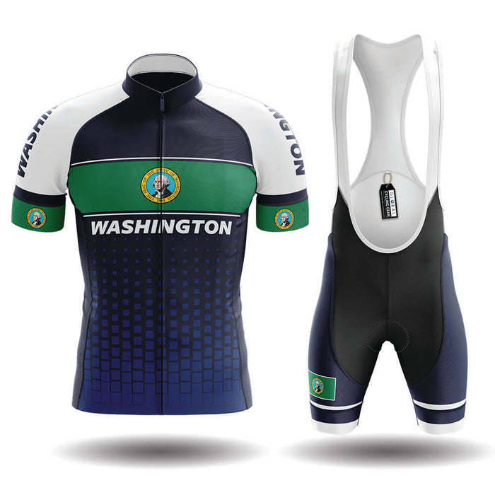 Washington S1 - Men's Cycling Kit - Global Cycling Gear