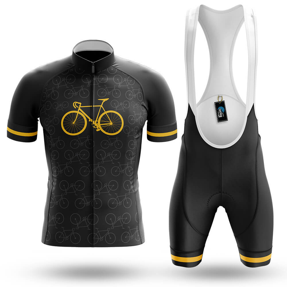 Bicycle Pattern - Men's Cycling Kit - Global Cycling Gear