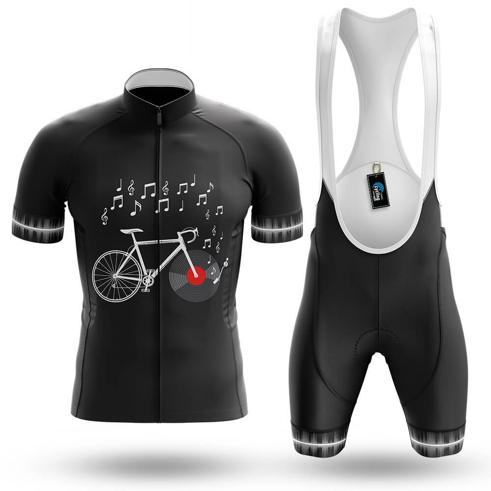 Music Bike - Men's Cycling Kit - Global Cycling Gear