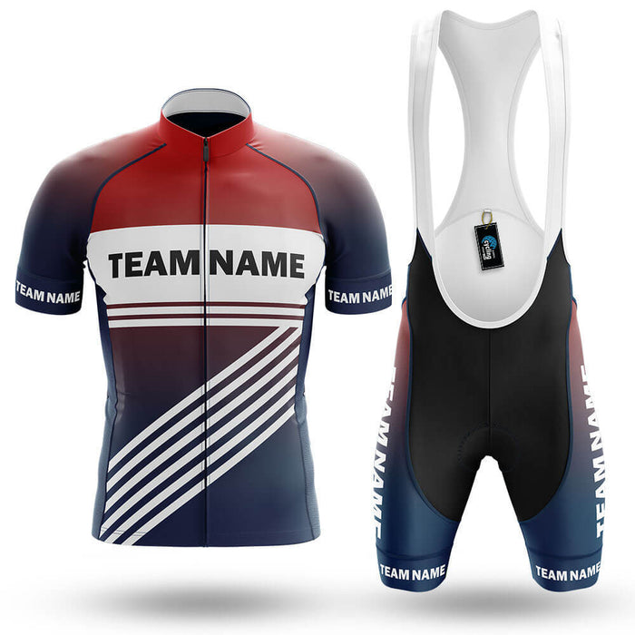 Custom Team Name S3 - Men's Cycling Kit