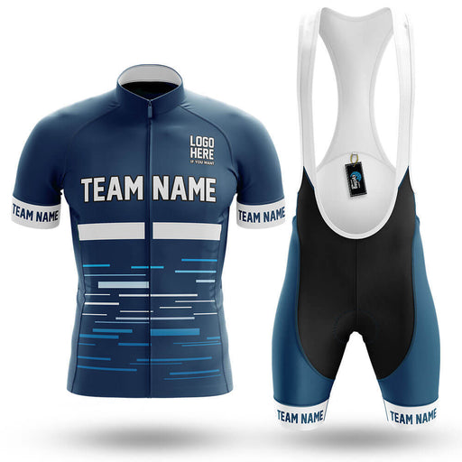 Custom Team Name S8 - Men's Cycling Kit