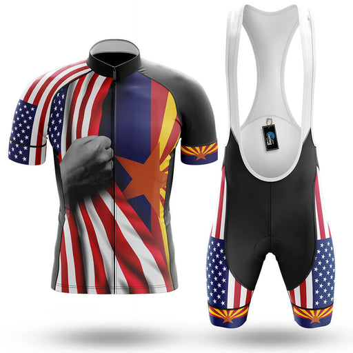 American Flag - Arizona - Men's Cycling Kit