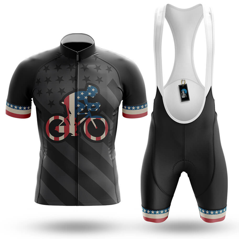 American Cyclist - Men's Cycling Kit - Global Cycling Gear