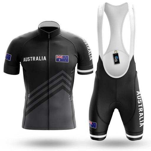 Australia S5 Black - Men's Cycling Kit