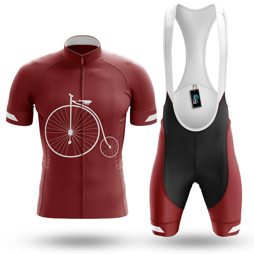Penny Farthing Bike - Men's Cycling Kit - Global Cycling Gear