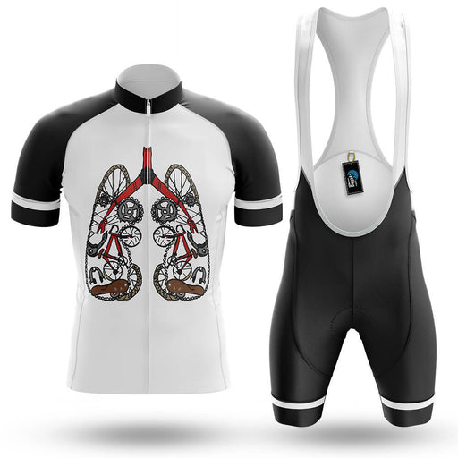 Bicycle Lung - Men's Cycling Kit