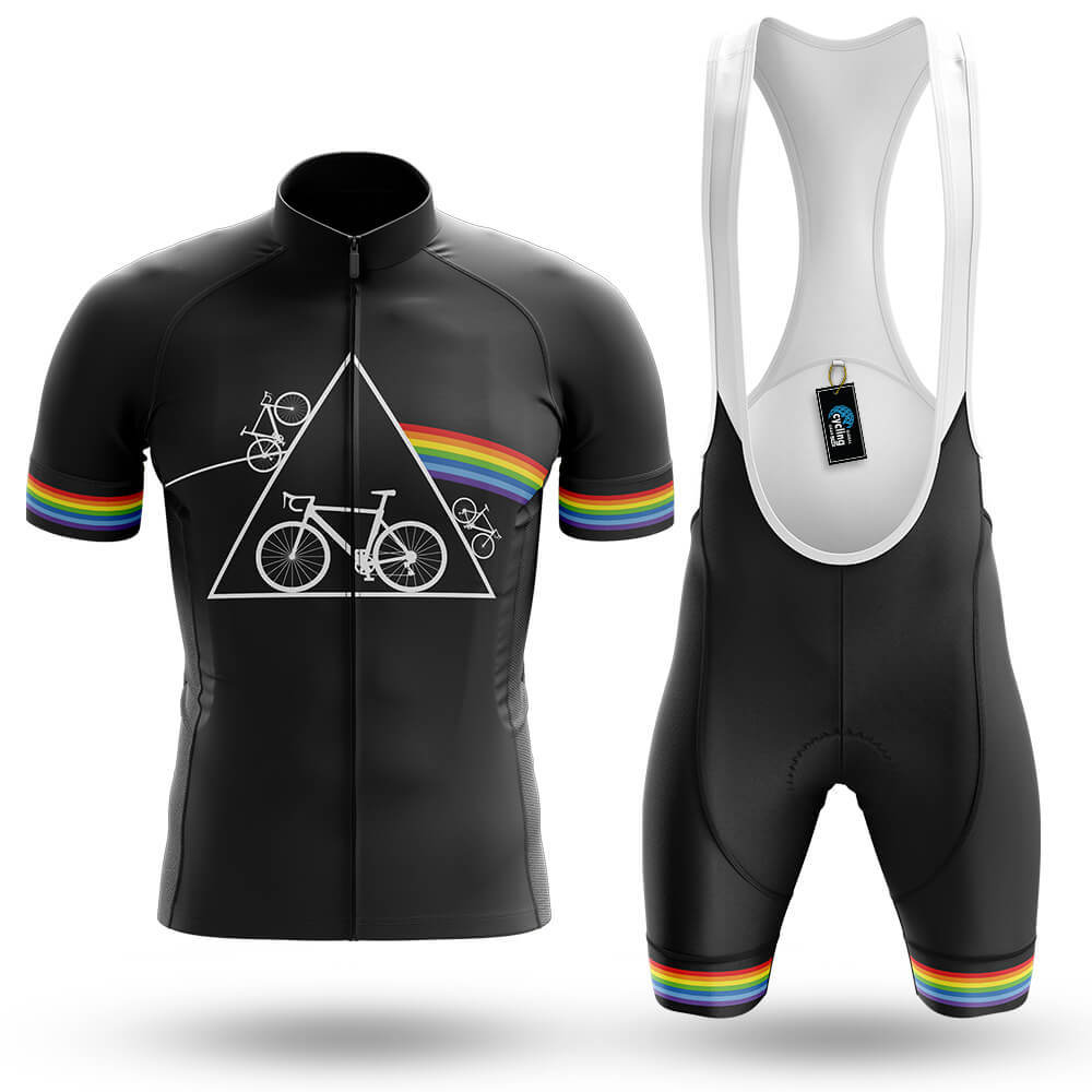Rainbow Cycling Team - Men's Cycling Kit - Global Cycling Gear