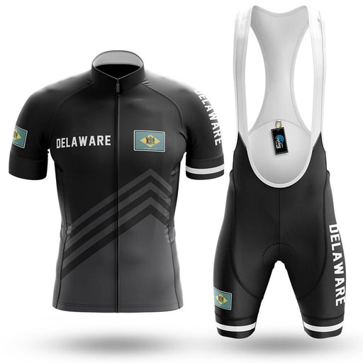 Delaware S4 Black - Men's Cycling Kit