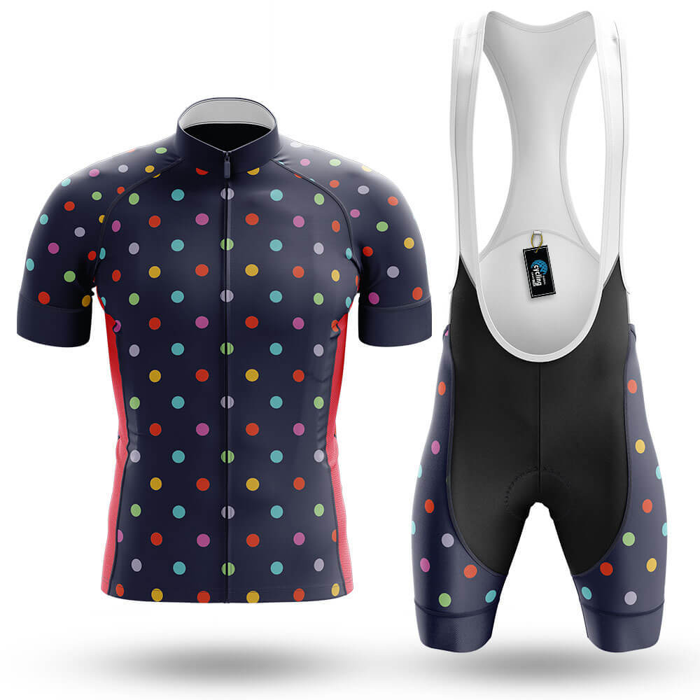 Polka Dot - Men's Cycling Kit - Global Cycling Gear