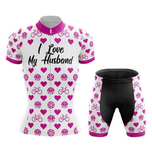 I Love My Husband - Cycling Kit - Global Cycling Gear