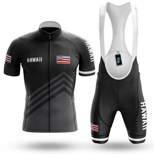 Hawaii S4 Black - Men's Cycling Kit