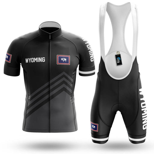 Wyoming S4 Black - Men's Cycling Kit