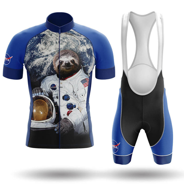 Sloth Astronaut - Men's Cycling Kit - Global Cycling Gear