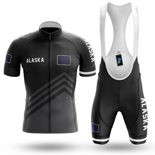 Alaska S4 Black - Men's Cycling Kit