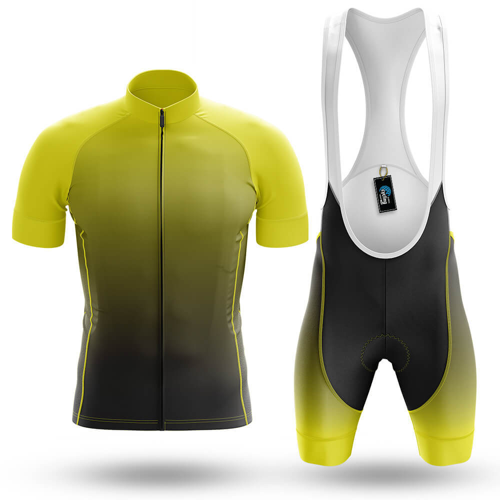Yellow Gradient - Men's Cycling Kit - Global Cycling Gear