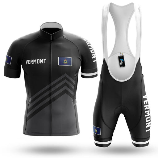 Vermont S4 Black - Men's Cycling Kit