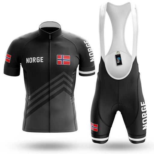Norge S5 Black - Men's Cycling Kit