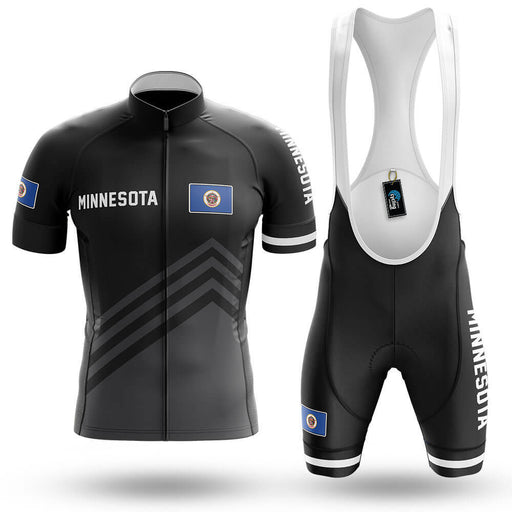 Minnesota S4 Black - Men's Cycling Kit