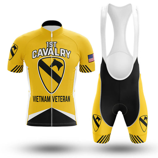 1st Cavalry Vietnam Veteran - Cycling Kit - Global Cycling Gear