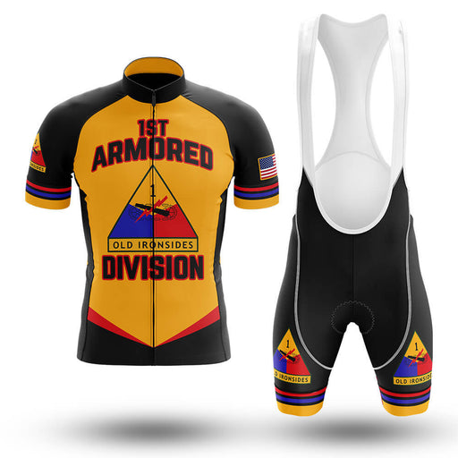 1st Armored Division - Men's Cycling Kit - Global Cycling Gear